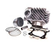 Kit cylindre Naraku 160cc piston 58,5mm Peugeot / Kymco / Adly / Herchee / Aeon / AGM ...