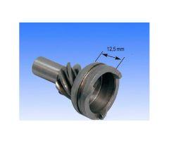 Pignon de kick JMP 12,5mm con de pompe à huile Mikuni Peugeot / Hercules / Sachs