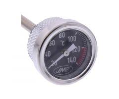 Bouchon de carter d'huile avec indicateur de température JMP 20X2.5mm Honda CBR 900 RR / NX 650 ...