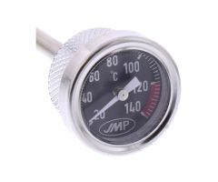 Bouchon de carter d'huile avec indicateur de température JMP 20X2.5mm Honda VFR 400 R / Yamaha XT 660 X ...