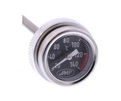Bouchon de carter d'huile avec indicateur de température JMP 30X2.0mm Yamaha / Aprilia / BMW