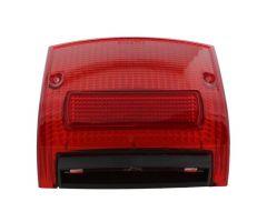Cabochon de feu arrière V-Parts Rouge Vespa PX 125 FL DT / PX 125 E ...