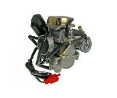 Carburateur 101 Octane 24mm GY6 125 / 150cc