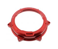 Cache carter d'embrayage Evotech Rouge Ducati Panigale 1199 / Panigale 1199 R ...