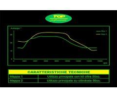 Centrale CDI Top Performances Multi-courbes AM6 Euro 4