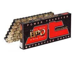 Chaine JT sans joints GB 428HPO/108 Ouverte avec attache rapide