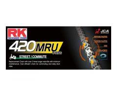 Chaine RK U-RING 420MXU/106 ouverte avec attache rapide