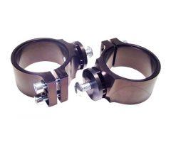 Collier de fixation demi-guidon TRW 50mm