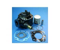 Cylindre JMT 50cc axe de 10mm Morini LC Suzuki AY 50 W LC / AY 50 WR LC ...
