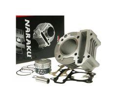 Cylindre Naraku 50cc Peugeot / Rieju / Hyosung / Kymco / AGM ...