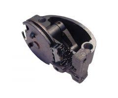 Demi-carter avec poulie de sélection de vitesse JMP Vespa PX 125 E / PX 125 FL DT ...