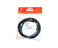 Durite d'essence Dresselhaus 7,5x13,5mm x 2m Noir