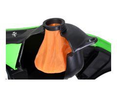 Filtre / Tamis pour remplissage d'essence Twin air Orange