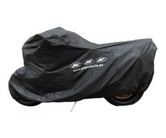 Housse de moto JMP pour extérieur taille L Noir