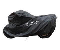 Housse de moto JMP pour extérieur taille XXL Noir