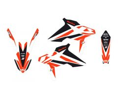 Kit déco Blackbird Dream 4 Beta RR 300 2T / RR 250 2T ...