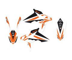 Kit déco Blackbird Dream 4 Beta RR 450 / RR 400 ...