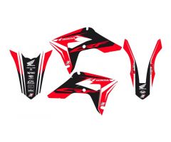 Kit déco Blackbird Dream 4 Honda CRF 450 R / CRF 250 R ...