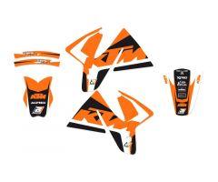 Kit déco Blackbird Dream 4 KTM EXC 520 / SX 520 ...