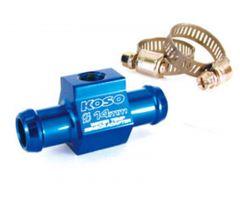 Adaptateur de sonde de température d'eau Koso Ø18mm