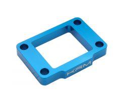 Cale de boîte à clapets KRM 10mm AM6 Bleu