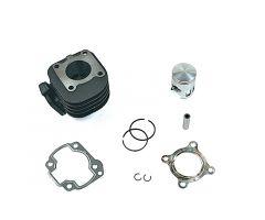 Cylindre DR 50cc Fonte Minarelli Horizontal AC