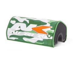 Mousse de guidon Neken 28.6mm Camouflage Vert ***