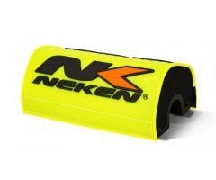 Mousse de guidon Neken 28.6mm Jaune Fluo