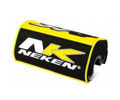 Mousse de guidon Neken 28.6mm Jaune / Noir