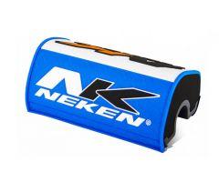Mousse de guidon Neken 28.6mm Light Bleu / Blanche
