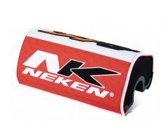 Mousse de guidon Neken 28.6mm Rouge / Blanche