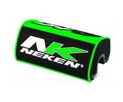 Mousse de guidon Neken 28.6mm Verte / Noir