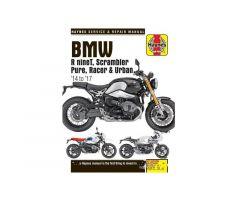 Revue technique Haynes en Anglais BMW R 1200 2013-2018