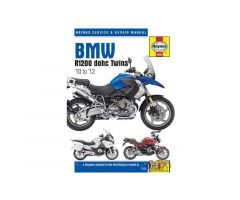 Revue technique Haynes en Anglais BMW R 1200 GS / R 1200 RT ...