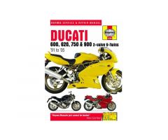 Revue technique Haynes en Anglais Ducati Supersport 900 SS i.e. / Monster 900 S ...