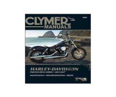 Revue technique Haynes en Anglais Harley Davidson FXDC 1584 / FXDB 1584 ...