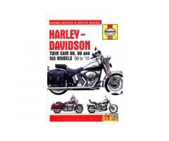 Revue technique Haynes en Anglais Harley Davidson FXSTB 1450 / FXSTD 1450 ...