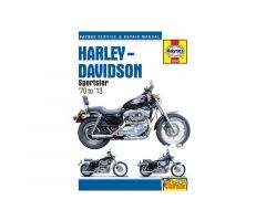 Revue technique Haynes en Anglais Harley Davidson XL 1200 / XL 1200 C ...