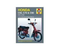 Revue technique Haynes en Anglais Honda C 90 / C 90 Z ...