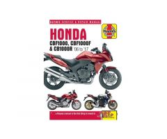 Revue technique Haynes en Anglais Honda CB 1000 R / CB 1000 RA ...