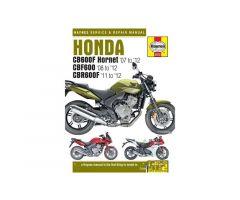 Revue technique Haynes en Anglais Honda CB 600 F / CB 600 FA ...