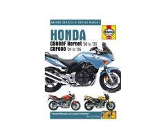 Revue technique Haynes en Anglais Honda CB 600 F / CBF 600 N ...