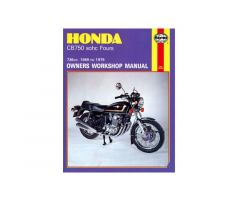 Revue technique Haynes en Anglais Honda CB 750 F 1976-1978 / CB 750 K 1969-1978