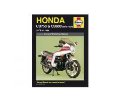 Revue technique Haynes en Anglais Honda CB 900 F2 / CB 750 K ...