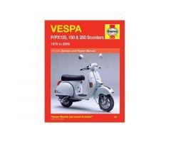 Revue technique Haynes en Anglais Vespa PX 125 / PX 150 DT ...