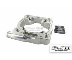 Cale d'embase de cylindre Stage6 R/T 95cc avec goujons Minarelli Horizontal LC