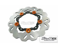 Disque de frein Stage6 R/T Piaggio Zip Sp1 / Sp2
