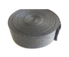 Bande thermique d'échappement Revpack Noir 10mx50mm