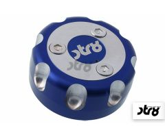 Bouchon de réservoir d'essence STR8 Bleu Derbi Senda