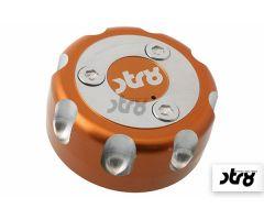 Bouchon de réservoir d'essence STR8 Orange Derbi Senda